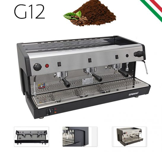 G12 Cafetera profesional